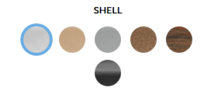 HoSpring Shell Colors