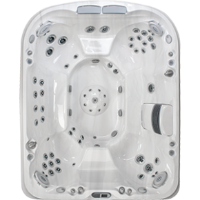 Jacuzzi J-495 from Carefree Spas