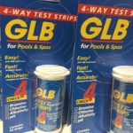 Carefree Spa GLB Test Strips
