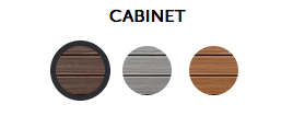 HotSpring Highlife NXT Cabinet Colors