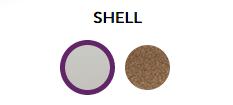 HotSpring HotSpot Shell Colors