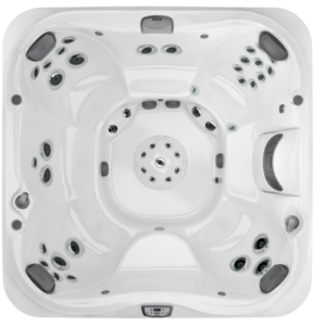 Jacuzzi J385 2020 Top View