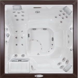 Sundance Victoria Select from Carefree Spas