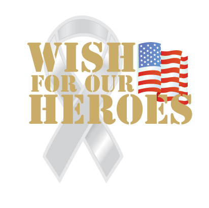 Wish for Our Heroes, Make a Difference and Save!